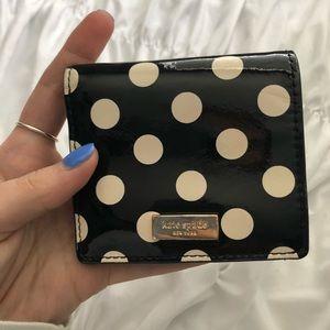 Small Polka dot Kate Spade Wallet